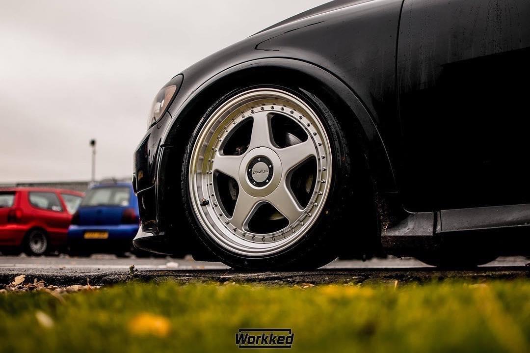 Dare Motorsport alloy whe...