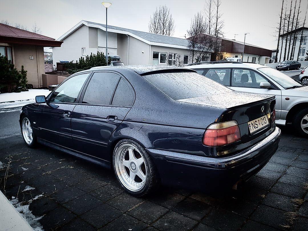 Dare F5 / BMW E39Owner:...